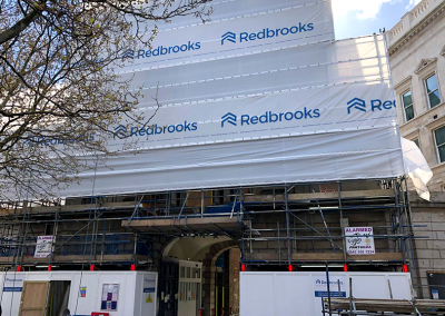 Refurbishment of Protected & Listed Structures